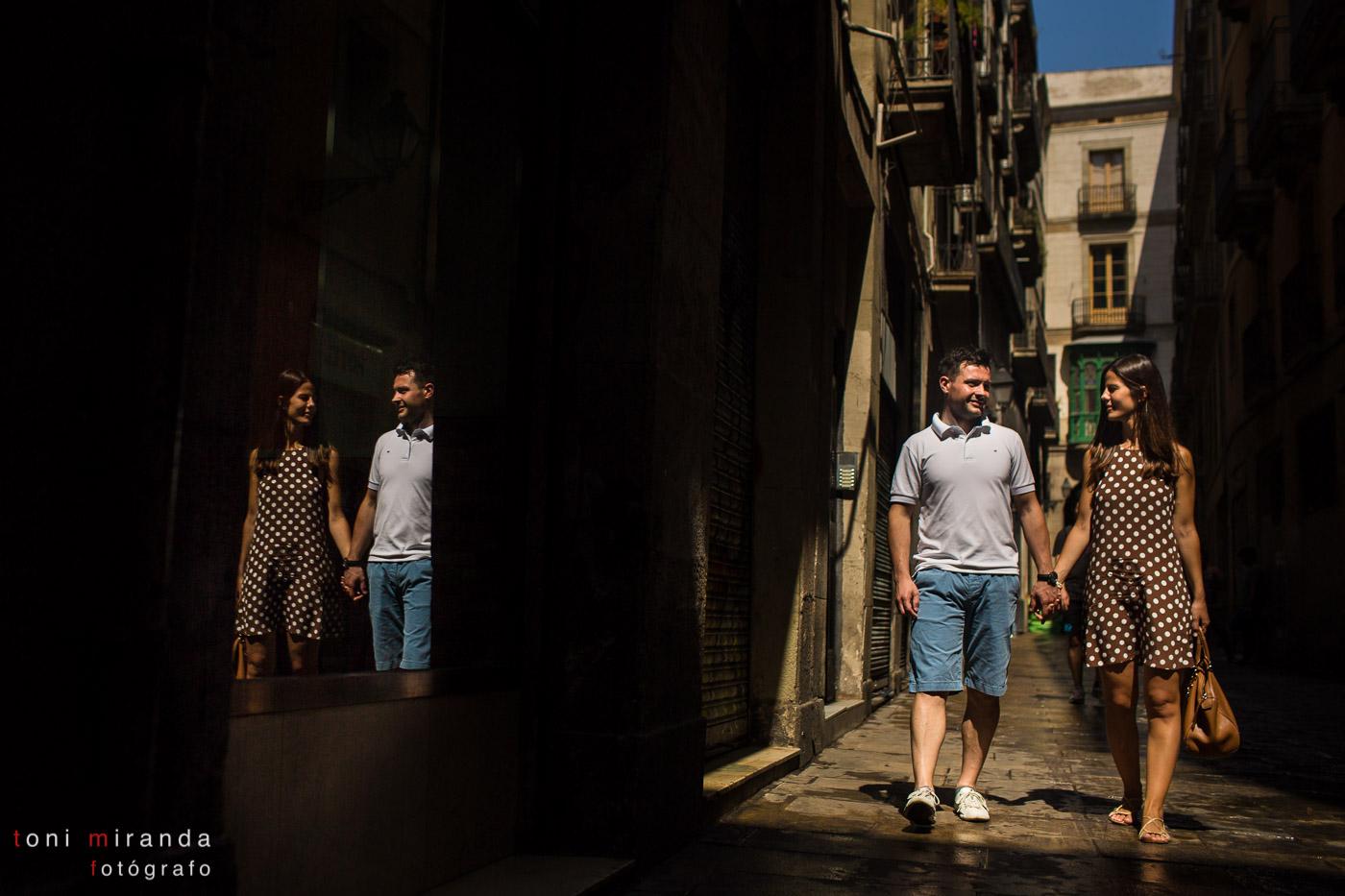 preboda en barcelona barri del born